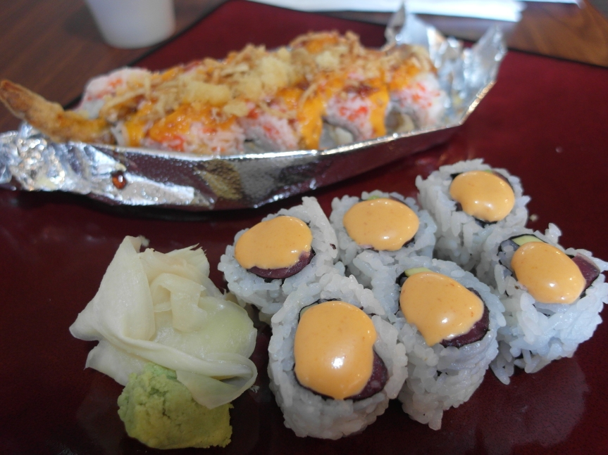 First Taste: Introducing Hamtramck's latest (not so) guilty pleasure, Fat Salmon Sushi