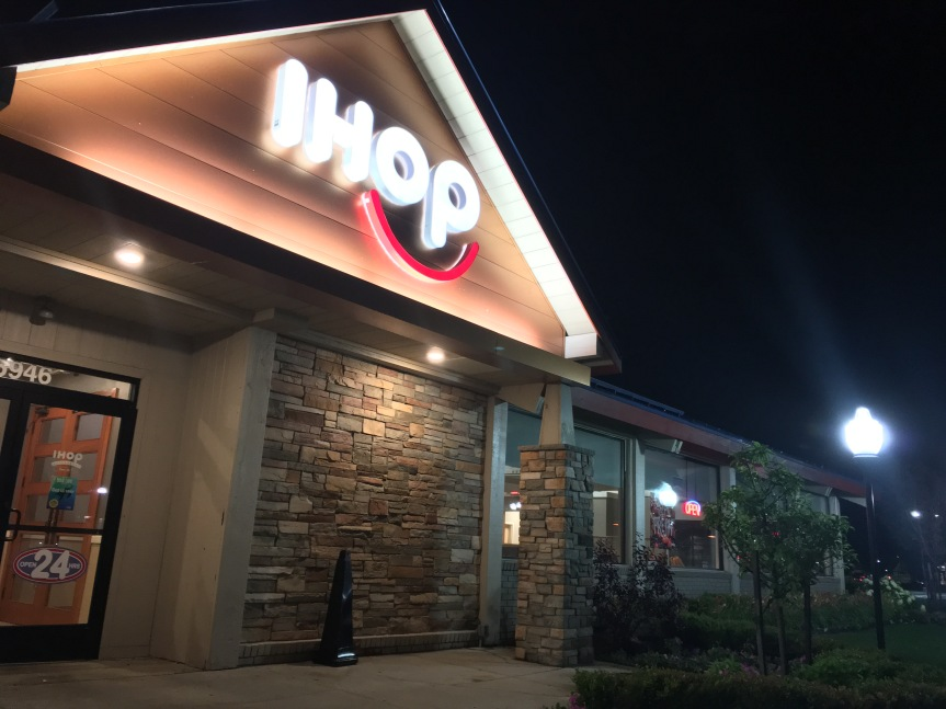 Reflections of Ramadan: In praise of Suhoor at IHOP